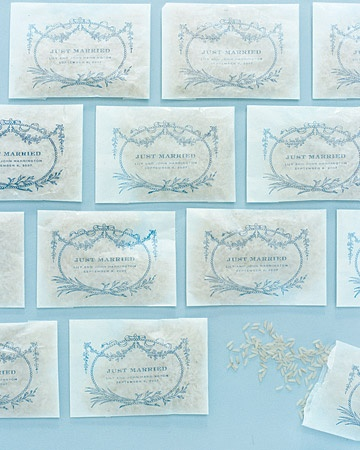sky blue gray name cards