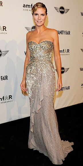 sparkle gold gray dress