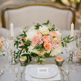 Spring Wedding Centerpiece Ideas Once Wed