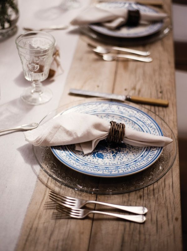 styling photography place setting