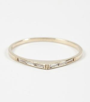 thin white gold wedding ring