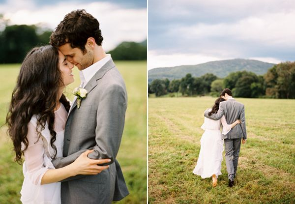Upstate New York Farm Wedding