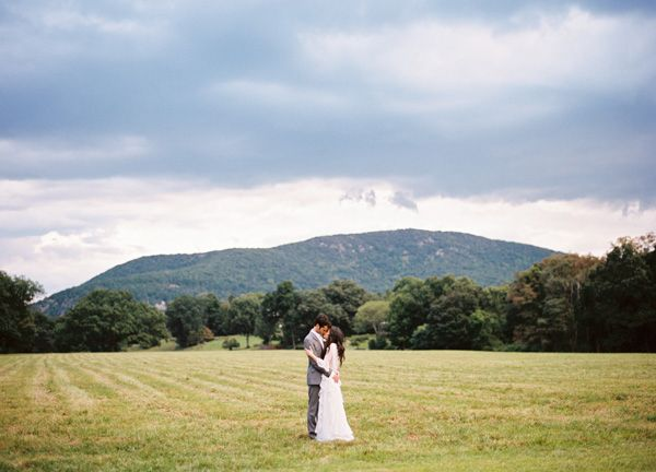 Upstate New York Outdoor Farm Wedding