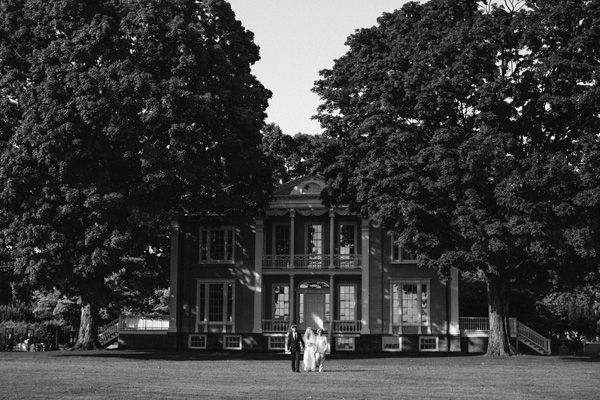 Upstate New York Outdoor Wedding Once Wed
