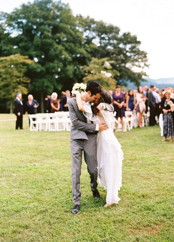 Upstate New York Outdoor Wedding