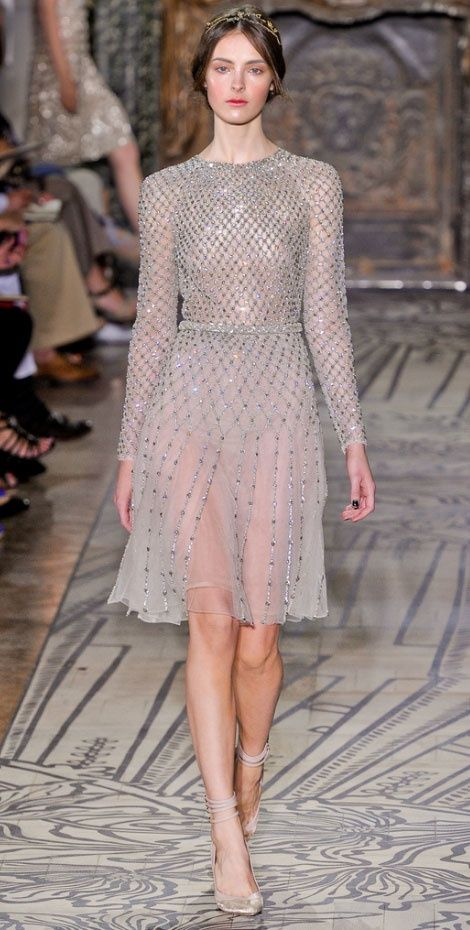 valentino couture dress