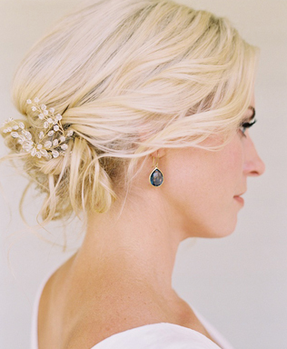 Wedding Hair Updos Hairpiece DIY