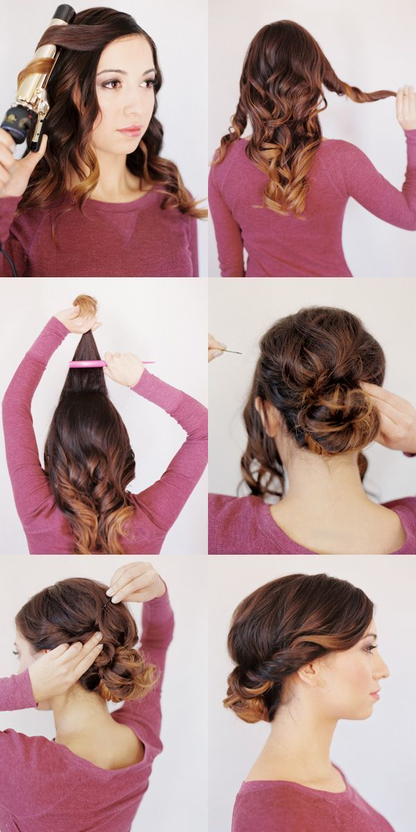Easy Hairdo Medium Hair 109