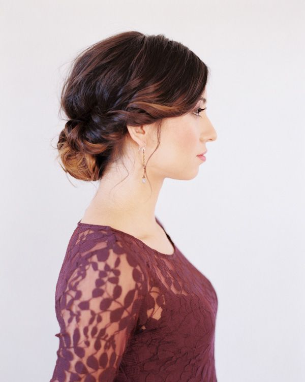 Medium Wedding Hairstyles: Wedding Hairstyles For Medium Hair Tutorial