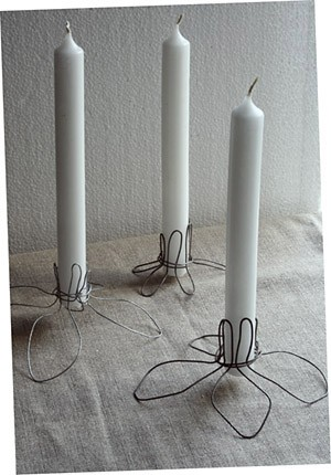 wire-candle-holders