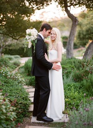 Elegant San Ysidro Ranch Wedding