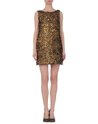 black-gold-short-dress