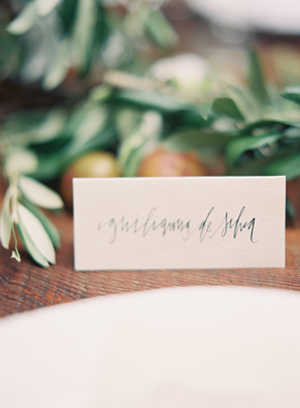 calligraphy-rustic-place-card