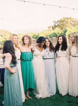 cotton-long-bridesmaid-dresses