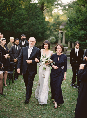 father-mother-wedding-processional