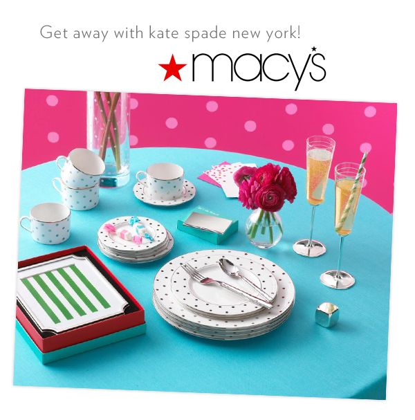 Get away with Macy's