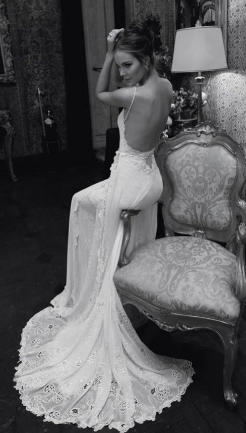 old-hollywood-wedding-gown