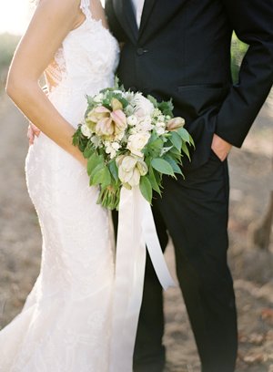 Romantic Earthy Wedding by Jose Villa