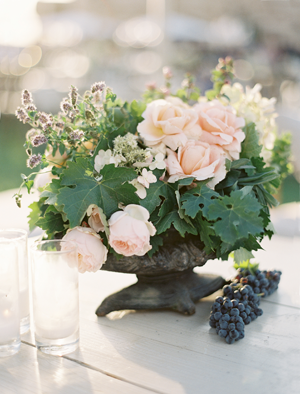 pink-rustic-wedding-centerpieces