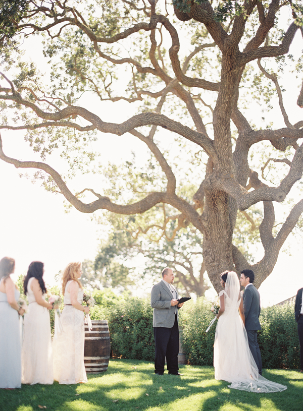 Santa Ynez Rustic Wedding Ceremonies
