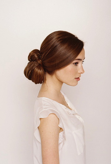 knotted-chignon-tutorial