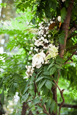 white-outdoor-wedding-flowers