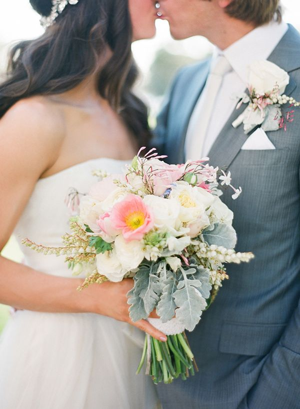 Enchanting Spring Wedding