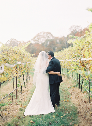 Rustic Wedding at Montaluce Winery