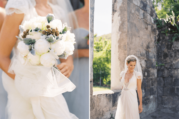 Nevis Destination Outdoor Wedding