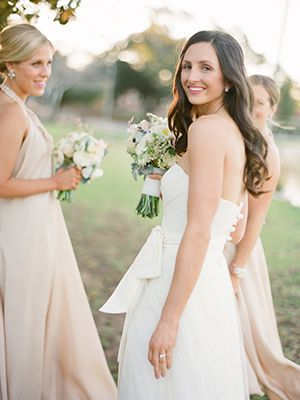 long-bridesmaid-dress-inspiration