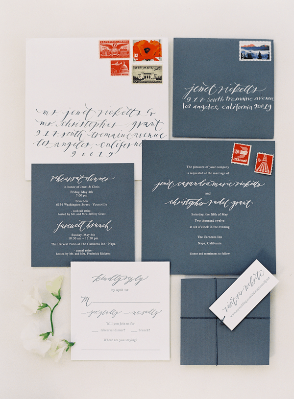 modern-elegant-wedding-invitations-calligraphy