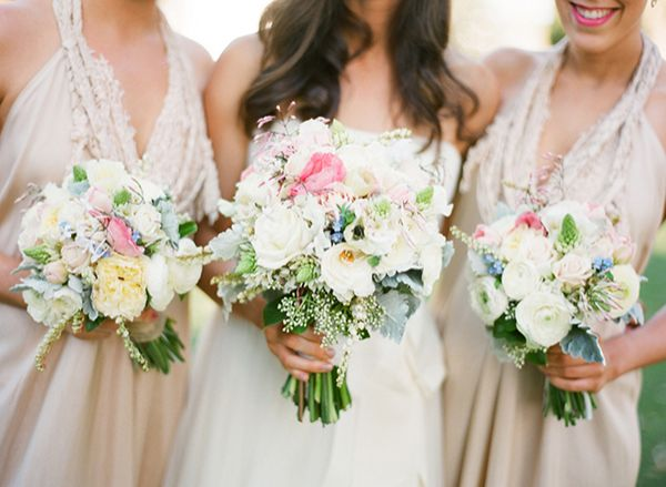 Spring Wedding Bouquet Inspiration Once Wed