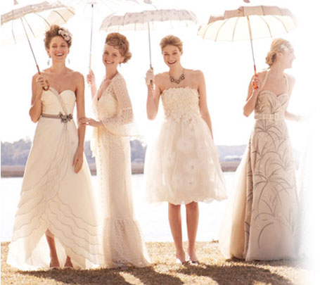 Stunning BHLDN Preowned Wedding Dresses