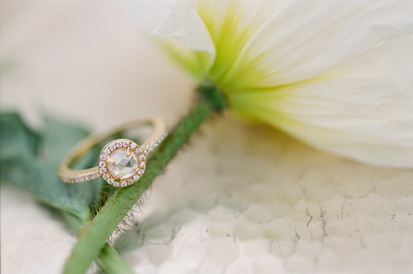 gold-rose-diamond-engagement-ring