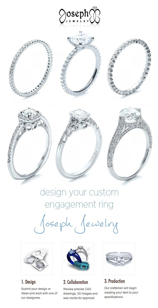 Joseph Jewelry Engagement Rings