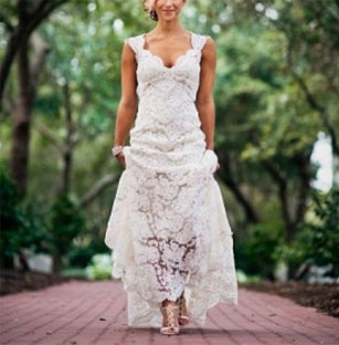 Stunning Monique Lhuillier Preowned Wedding Dresses