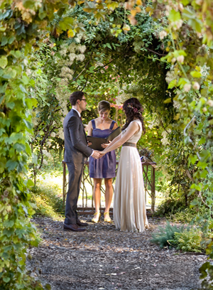 Philo Apple Farm Outdoor Wedding