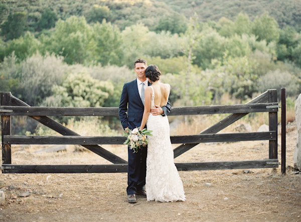 Dent House Rustic Wedding