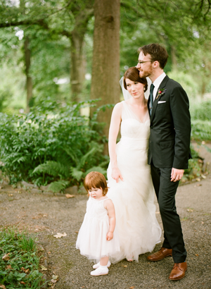 Bartram Gardens Outdoor Wedding