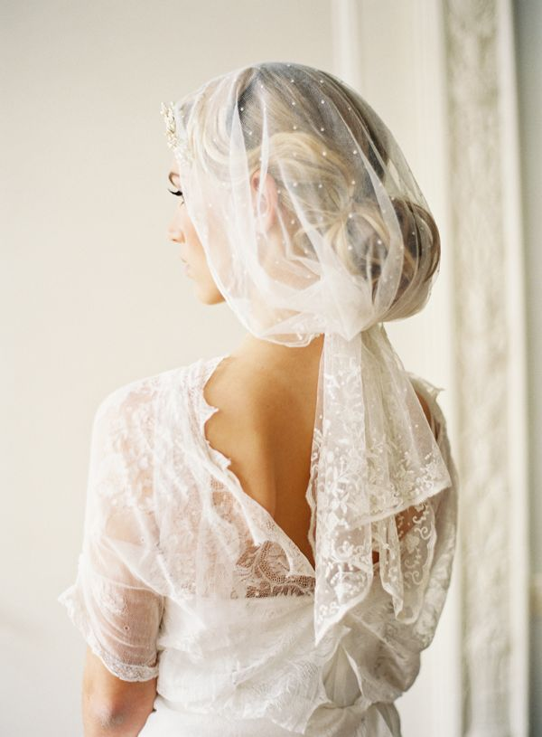 Vintage Wedding Veils