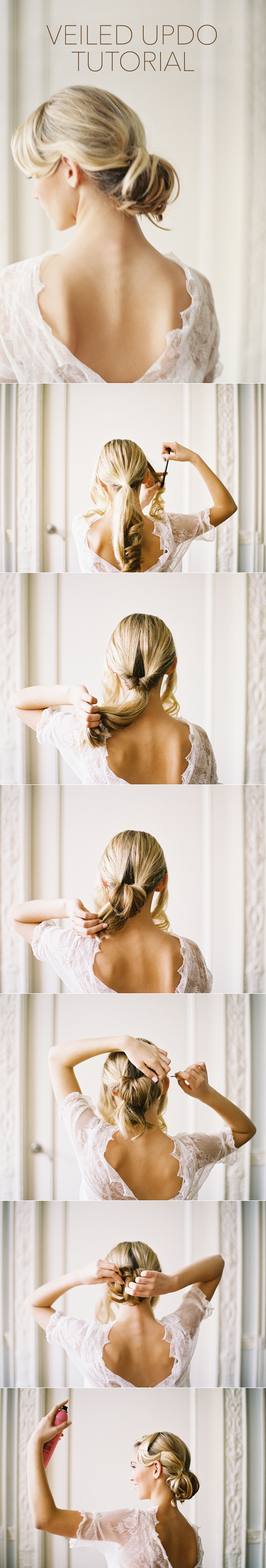 wedding-hairstyles-with-veil-tutorial