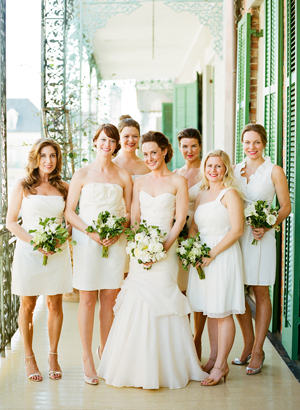 white-bridesmaid-dresses-ideas
