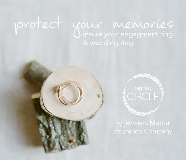 Insure your ring with Perfect Circle