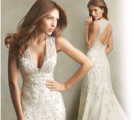 Amazing Allure Bridal Preowned Wedding Dresses