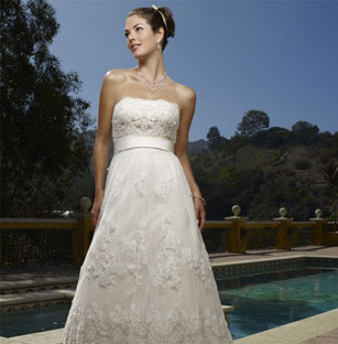 Stunning Casablanca Used Preowned Wedding Dresses