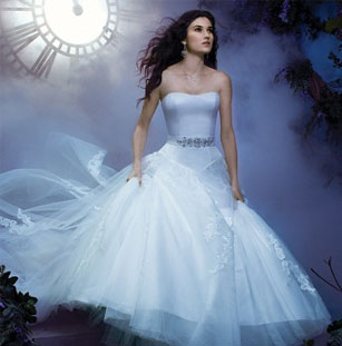 Beautiful Disney Preowned Wedding Dresses