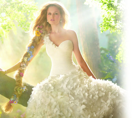 Amazing Disney Preowned Wedding Dresses