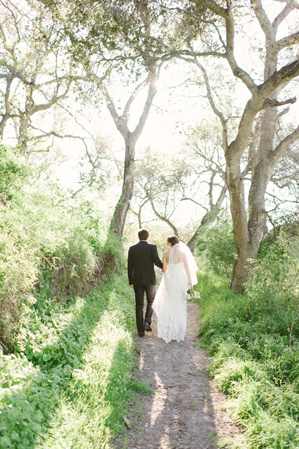 Holman Ranch Outdoor Wedding