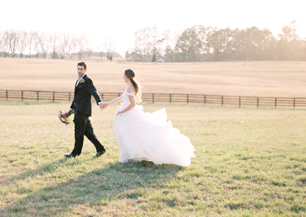 Elegant Ranch Wedding Ideas