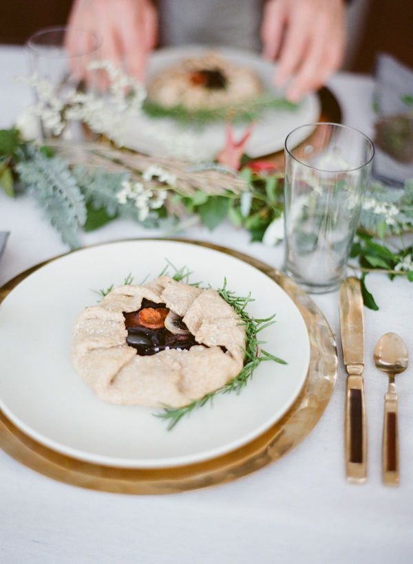 Fall Wedding Dinner Ideas Once Wed